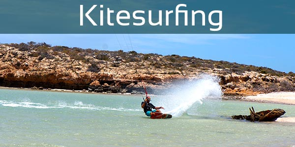 Kite Surfing - SUP Yoga Retreat