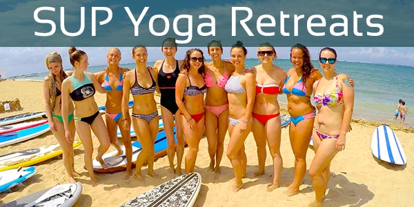SUP Yoga Retreats - Bali