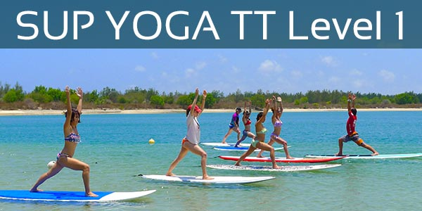 SUP Yoga Teacher Training - Bali