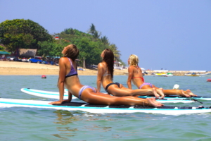 RipCurl Bikini SUP Yoga