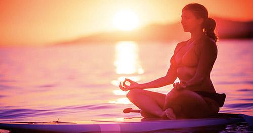 Yoga SUP Bali